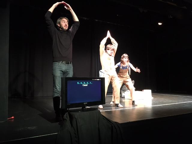 Accessibilitat Comunicativa En Les Obres De Teatre De Les Corts