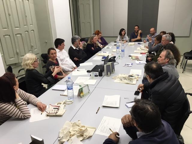 """Procés Participatiu Del PAM """"Barcelona Decidim"""", Al Districte De Horta Guinardó"""