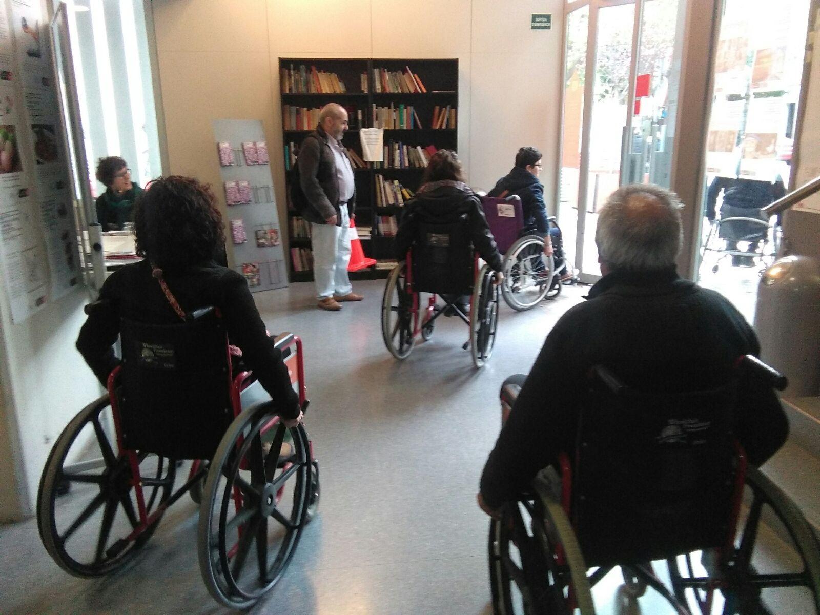 Formació A Professionals De La Cultura Sobre Accessibilitat