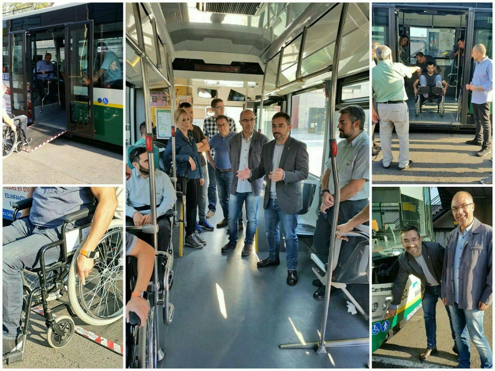 Transports Urbans De Sabadell I Accessibilitat