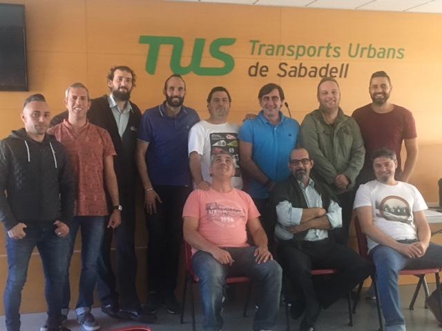 Formació Al Conductors De D'autobús De Sabadell